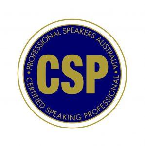 certified speaking professional julie cross