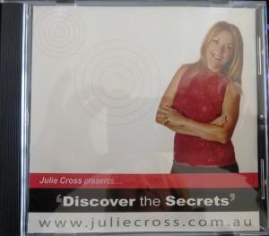 Julie Cross CD