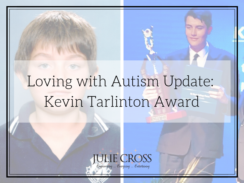 Kevin Tarlinton Award